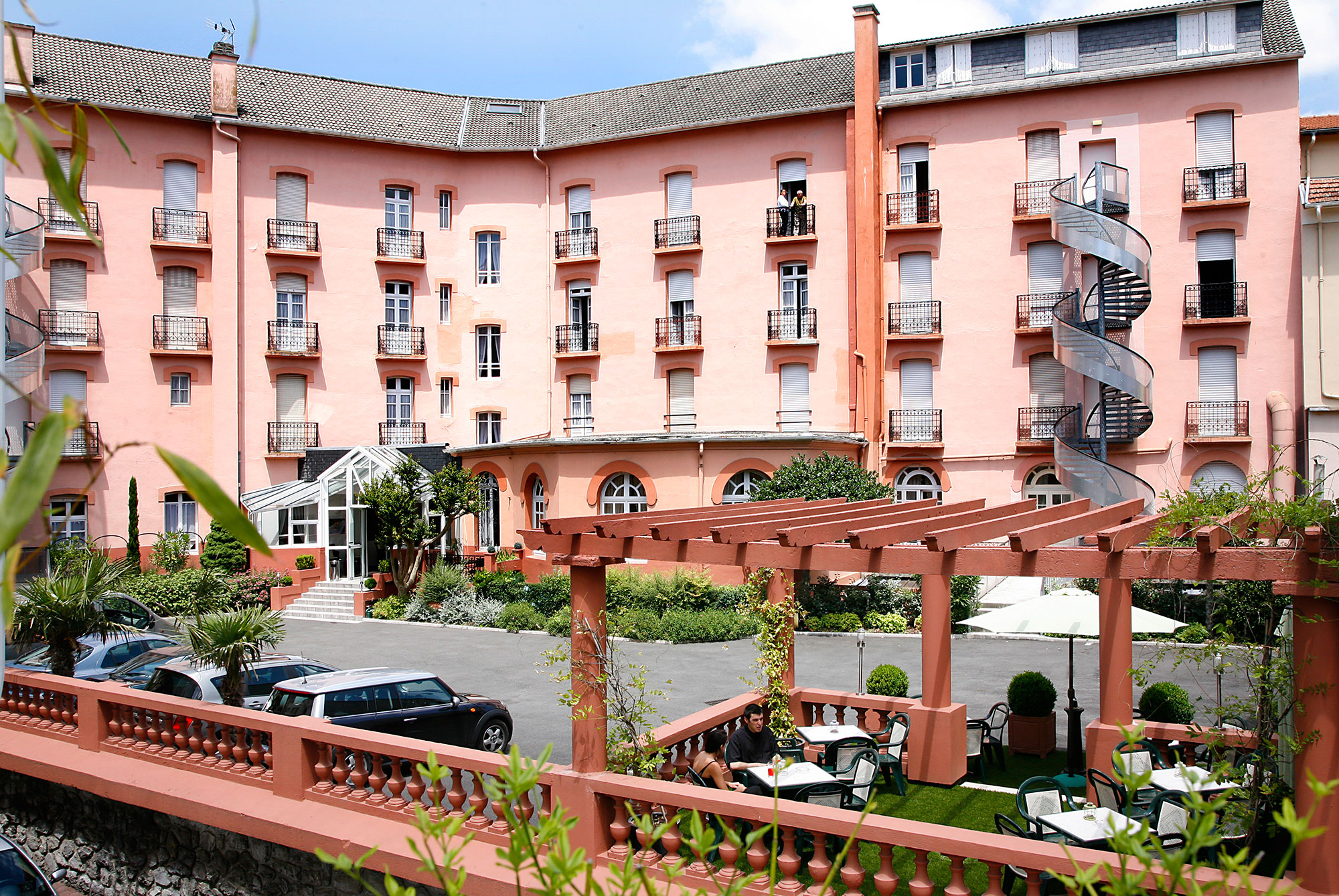 Star Hotels In France